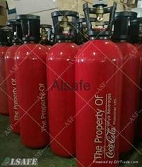二氧化碳氣瓶