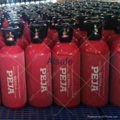 現調二氧化碳鋁氣瓶