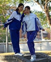 运动式校服