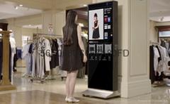 RFID广告机/智能魔镜