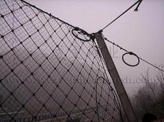 威文安全防护网SNS边坡防护网