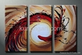 Hand-painted Canvas Art Abstract