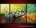 Handpainted Canvas Arts Landscape