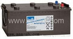 A412/120A张家界阳光蓄电池大量销售