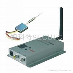 2.4G单频道无线影音收发器