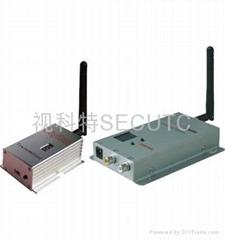 2.4G2000mW8CH无线影音收发器