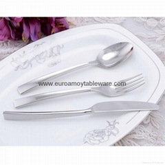 High mirror flatware for star hotel CT-134
