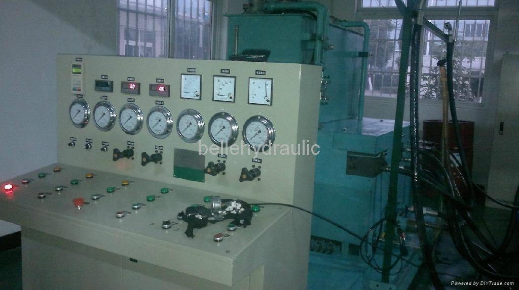 Hydraulic Pump Testing Bench For Sale Belle Belle