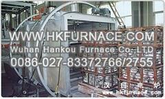 Glidewheel Aluminium Alloy Quenching