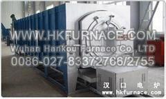 Pre-Pumped Vacuum Bogie-hearth Electric Furnace