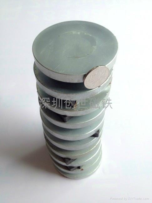 強力磁鐵釹鐵硼磁鐵 1
