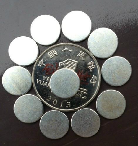 圓形磁鐵 1