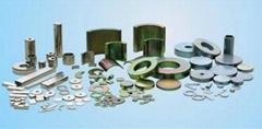 磁组件马达磁铁
