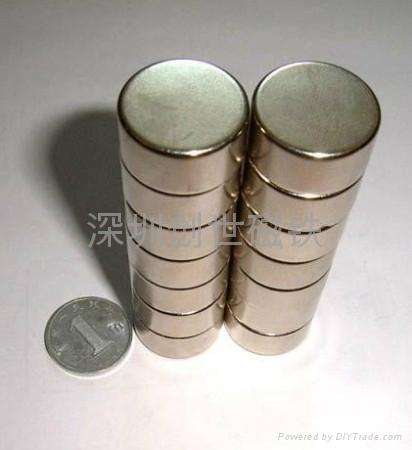 圓形磁鐵 3