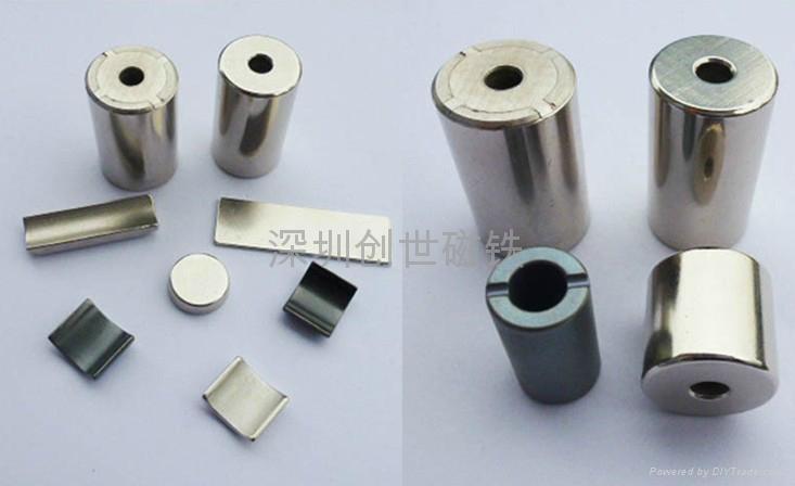 釹鐵硼沉頭孔磁鐵 5