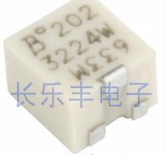 進口3224W 電位器10K