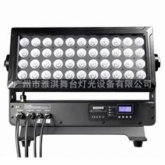 44x10W LED防水染色灯 RGBW 4IN1 LED投光灯 舞台天幕灯 建筑照明