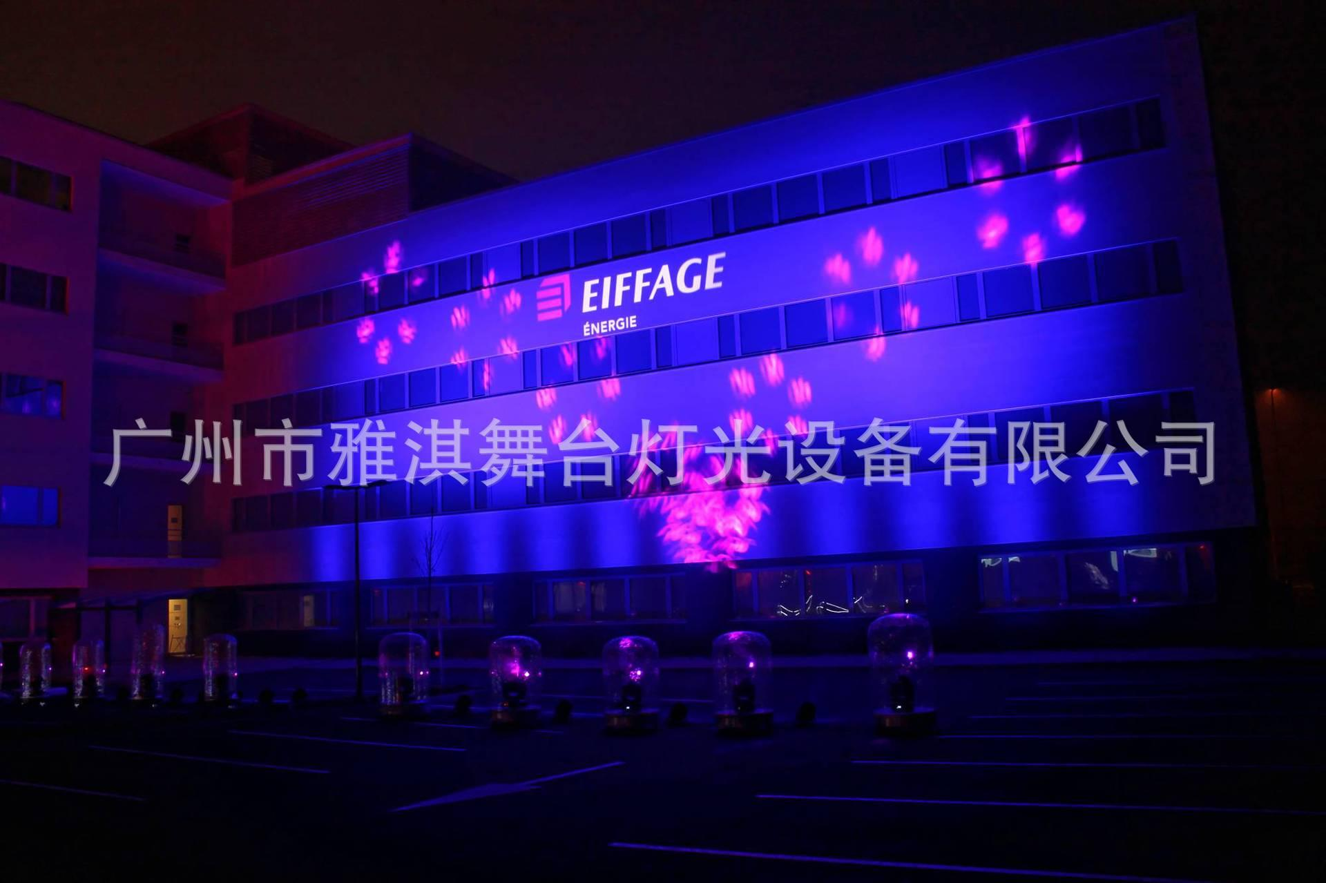 400W LED圖案投影燈  5