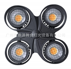 400W LED防水观众灯 拼接泛光灯 背景观众灯 点阵投光灯 舞台演出