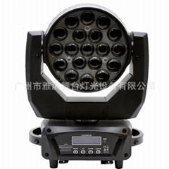 19x15W LED染色搖頭燈