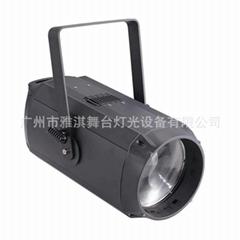 200/300W LED影視面光燈 展覽照明 變焦聚光燈 視頻錄播 專業舞臺