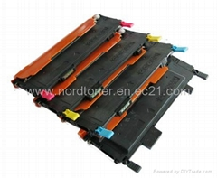New Compatible Color Toner Cartridge For Samsung Clt-k407s
