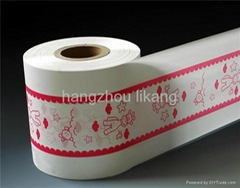 100% polyester PE breathable film for diapers backsheet
