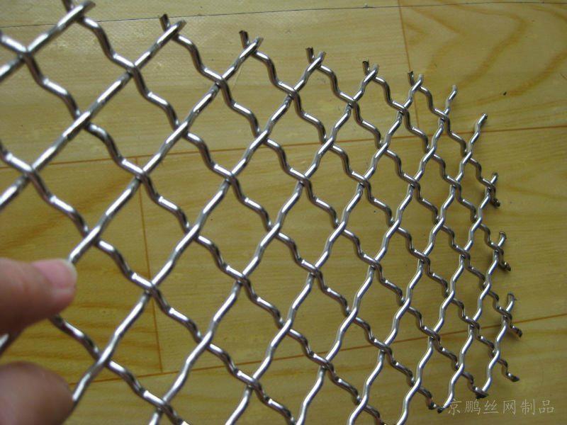 不鏽鋼軋花網 2