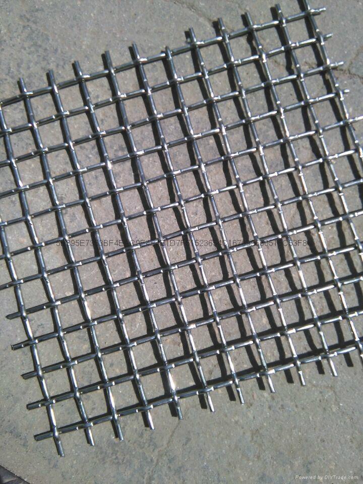 不鏽鋼軋花網 4