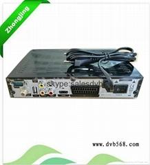 Digital Satellite Receiv