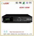 Full HD DVB-S2 Satellite Receiver star track 2016 HD Plus