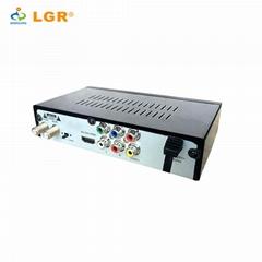 shenzhen factory selling HD Encoder Modulator To ATSC Modulator