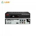 shenzhen factory selling HD Encoder Modulator To ATSC Modulator 2