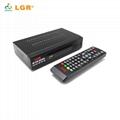 shenzhen factory selling HD Encoder Modulator To ATSC Modulator 4