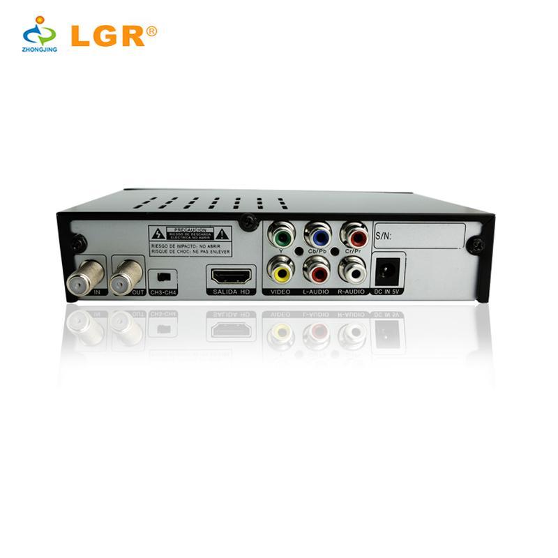 shenzhen factory selling HD Encoder Modulator To ATSC Modulator 5