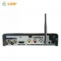 Hot sales DVB-T2 Plus H.264 Decoding