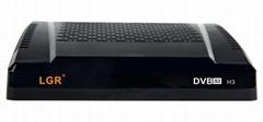 Best seller On Alibaba fta software upgrade digital satellite tv receiver DVB-S2