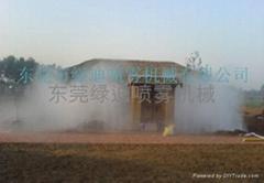 噴霧加濕系統