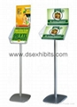 Poster stand,poster sign,poster a board,standing poster 3