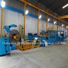 Corrugated Side Walls for Transformer Tank Production Line
