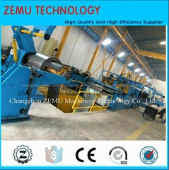 Hermetically Sealed Fully Oil Filled Transformer Tank Machines