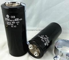日立電容 6800MFD400V