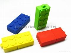 Toy Bricks USB Flash Drive