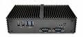 Q310P 3215U rs323 6串口 英特爾雙網卡雙HDMI工業迷你電腦 3