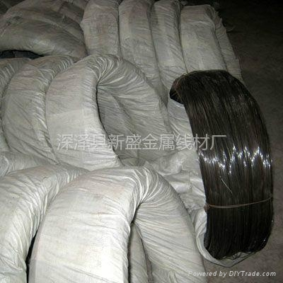 Black iron wire, made in China are of good quality low price 2