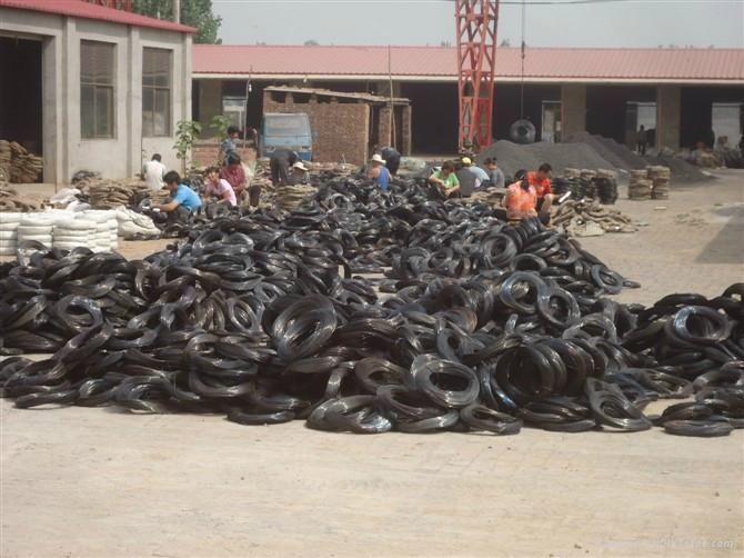 Black iron wire, made in China are of good quality low price 3
