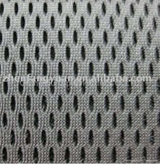 air mesh fabric 100%polyester eyelet shoes fabric