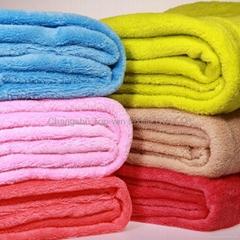 Coral fleece 100% polyester