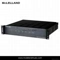 6Source/12Channels distribution PA amplifier (CA-1250)