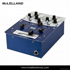 2 Channel Professional DJ Mixer (DJ-10)